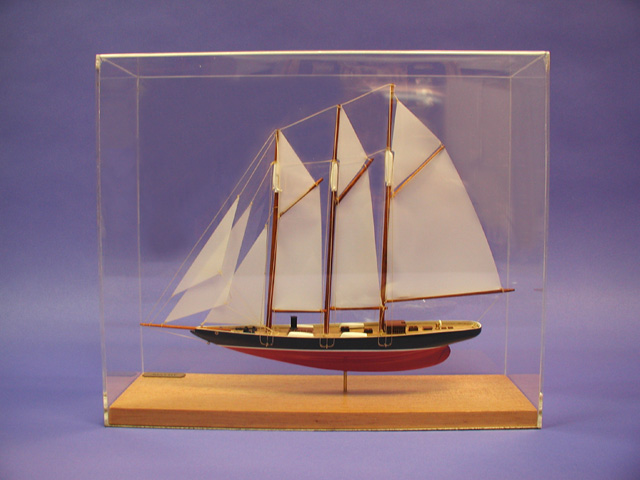 Atlantic Ship Model